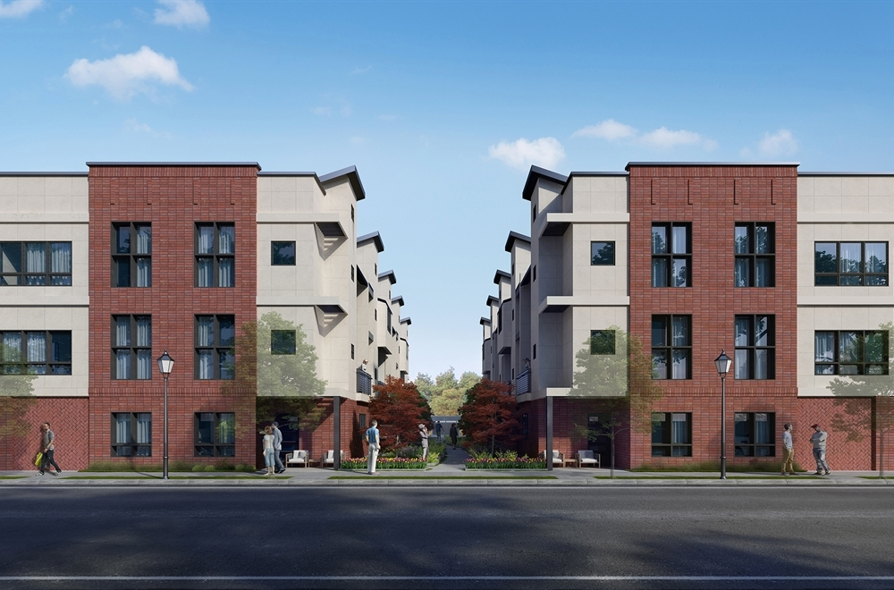 College Avenue Townhomes