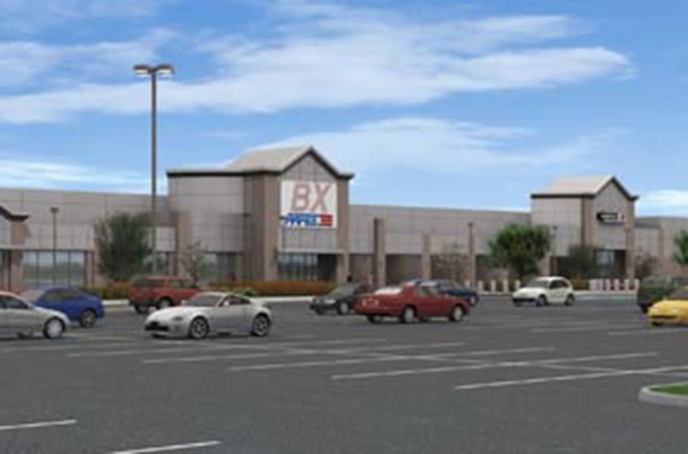 Peterson AFB Commissary and Exchange