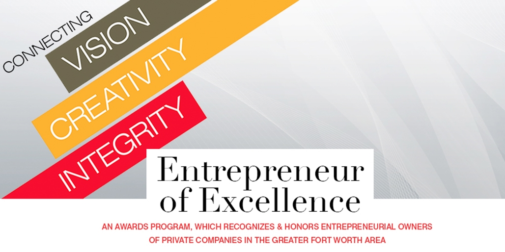 Nolan Bradshaw Announced as Entrepreneur of Excellence Finalist