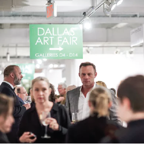 From Bearish to Bullish, the Dallas Art Fair Powers into its Ninth Year