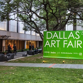 Here's the Exhibitor List for the 2018 Dallas Art Fair