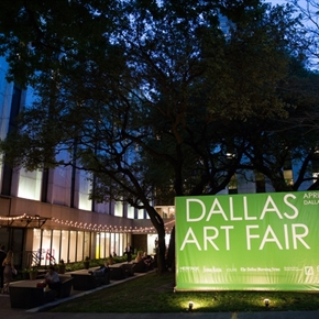 Dallas' Most Creatively Inclined Turn Out For Art Fair Preview Party