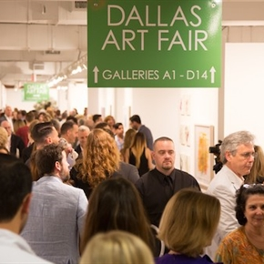 Dallas Art Fair Announces 2018 Exhibitor List