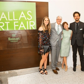 People Watching at Texas' Ultimate VIP Weekend: Scenes from the Dallas Art Fair
