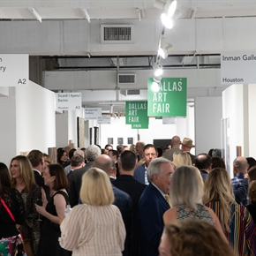 The Dallas Art Fair Announces 2020 Programming and Exhibitors