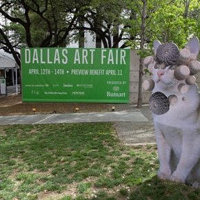On-Location Podcast: Chats With 2019 Dallas Art Fair Exhibitors