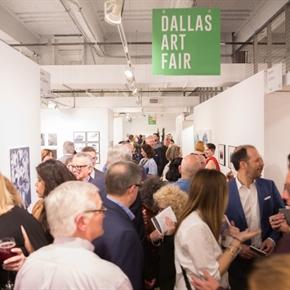 Dallas Art Fair Names Exhibitors for Spring 2019