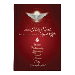 Come Holy Spirit Confirmation Journal
