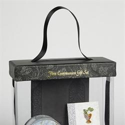 Everlasting First Communion Gift Set Black