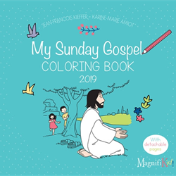 My Sunday Gospel Coloring Book