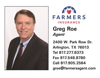 Farmers Insurance- Greg Roe
