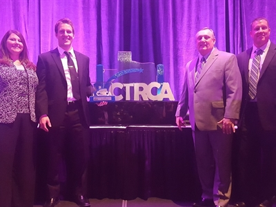 TRG announced as Overall Winner at NCTRCA's Annual Awards Dinner
