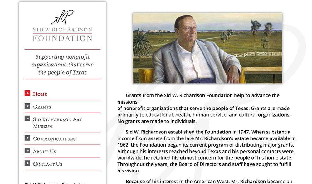 Sid W. Richardson Foundation